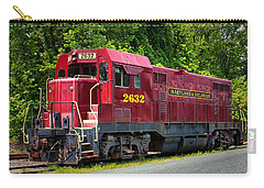 Maryland And Delaware Engine 2632 Carry-all Pouch