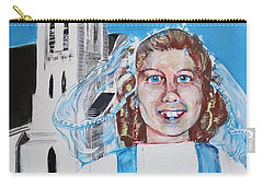 Mary's First Communion Carry-all Pouch