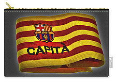 Carry-all Pouch featuring the photograph Mas Que Un Capitan ... by Juergen Weiss