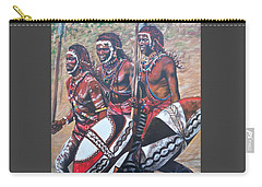 Masaai Warriors Carry-all Pouch