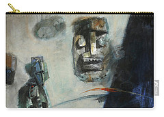 Symbol Mask Painting -02 Carry-all Pouch