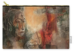 Symbol Mask Painting - 08 Carry-all Pouch