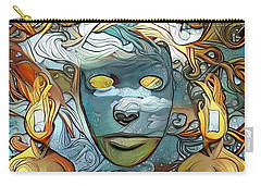 Masks Carry-all Pouch