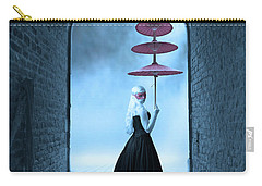 Carry-all Pouch featuring the photograph Masquerade by Juli Scalzi