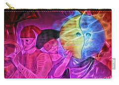 Masquerade Carry-all Pouch by Sue Melvin