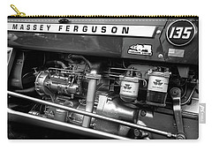 Massey 135 Carry-all Pouch by Mike Eingle