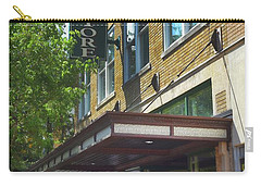 Carry-all Pouch featuring the photograph Mast General by Skip Willits