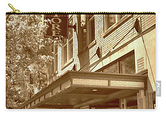 Carry-all Pouch featuring the photograph Mast General Store by Skip Willits