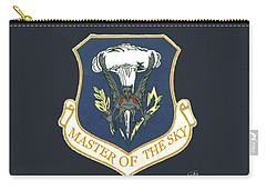 Master Of The Sky Carry-all Pouch