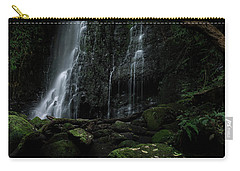 Matai Falls Carry-all Pouch by Brad Grove