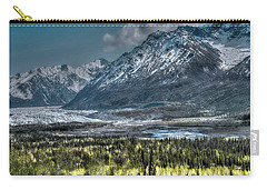Matanuska Glacier, Alaska Carry-all Pouch