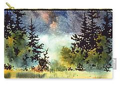 Matanuska Carry-all Pouch by Teresa Ascone