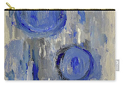 Carry-all Pouch featuring the painting Maternal by Victoria Lakes