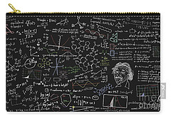 Maths Formula Carry-all Pouch
