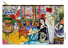 Matisse's Open Room Carry-all Pouch