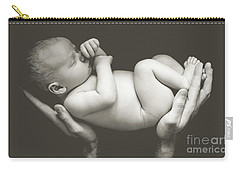 Matte Baby Art Carry-all Pouch