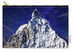 Matterhorn At Twilight Carry-all Pouch