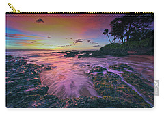 Maui Beauty Carry-all Pouch