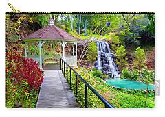 Maui Botanical Garden Carry-all Pouch by Michael Rucker