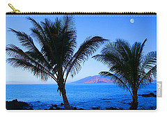 Maui Coastline Carry-all Pouch by Michael Rucker