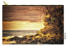 Maui Ocean Point Carry-all Pouch by Chuck Caramella