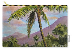 Maui Palm Carry-all Pouch