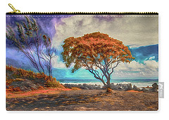 Maui Trees ... Carry-all Pouch