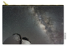 Mauna Kea Night Carry-all Pouch by Allen Biedrzycki