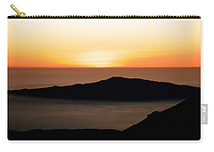 Mauna Kea Sunset Carry-all Pouch