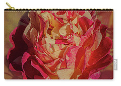 Carry-all Pouch featuring the photograph Maurice Ultillo by Elaine Teague