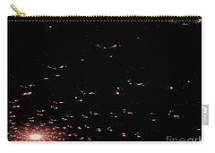 Mauve Spiral Nebula Carry-all Pouch