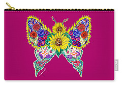 May Butterfly Carry-all Pouch
