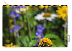 Carry-all Pouch featuring the photograph May Flowers by Steven Sparks