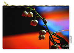Carry-all Pouch featuring the photograph May Flowers by Susanne Van Hulst