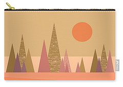 May Morning Sunrise Carry-all Pouch