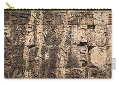 Mayan Hieroglyphics Carry-all Pouch