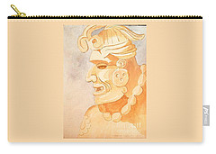 Mayan Warrior Carry-all Pouch