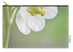 Mayapple Flower Carry-all Pouch