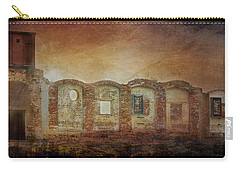 Mayfair Mills Ruins Easley South Carolina Carry-all Pouch