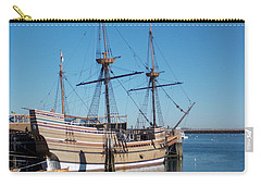 Mayflower 2 Carry-all Pouch by Catherine Gagne