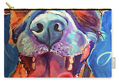 Mazzy May Carry-all Pouch