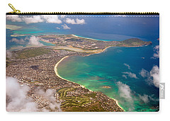 Carry-all Pouch featuring the photograph Mcbh Aerial View by Dan McManus
