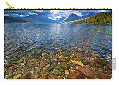 Mcdonald Lake Colors Carry-all Pouch