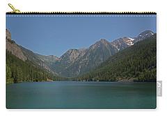 Mcdonald Lake- Ronan Montana Carry-all Pouch
