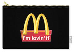 Mc Donalds T-shirt Carry-all Pouch
