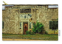 Mcgee Lumber 2 Carry-all Pouch
