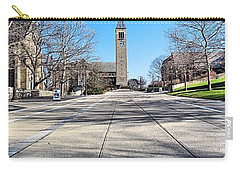 Mcgraw Tower  Carry-all Pouch by Elizabeth Dow