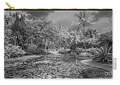 Mckee Gardens Ir B/w Carry-all Pouch