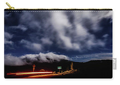 Carry-all Pouch featuring the photograph Mckenzie Pass by Cat Connor
