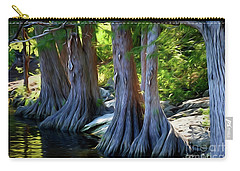 Mckinney Falls State Park - Texas 12118-2 Carry-all Pouch
